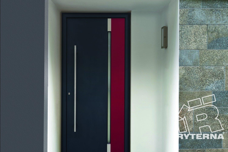 Входная дверь RD80 - Ryterna Украина
